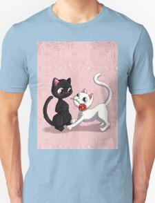Kitty Flower T-Shirt