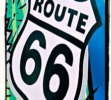 Route 66 by tvlgoddess