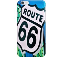 Route 66 iPhone Case/Skin