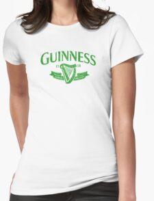 Guinness Dublin Ireland Womens Fitted T-Shirt