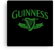 Guinness Dublin Ireland Canvas Print