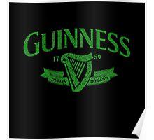 Guinness Dublin Ireland Poster
