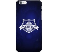 Badge Doc iPhone Case/Skin