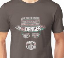 One Who Knocks Unisex T-Shirt