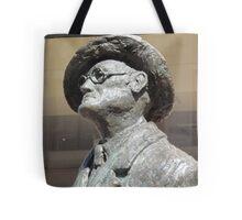James Joyce. Dublin, Ireland Tote Bag