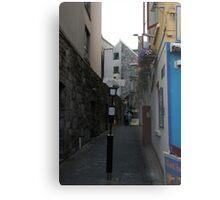Kirwan`s Lane, Galway, Ireland Metal Print