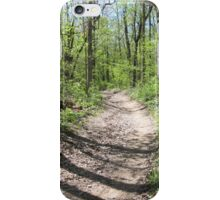 Day On The Trail iPhone Case/Skin