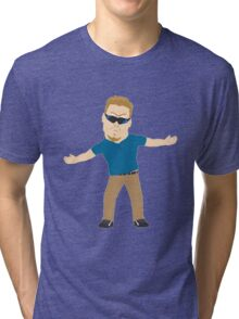 PC Principal (South Park) 2.0 [without text] Tri-blend T-Shirt