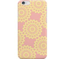Pale Pink Crocheted iPhone Case/Skin