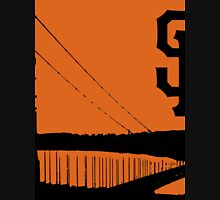 San Francisco Giants and the Golden Gate bridge Classic T-Shirt