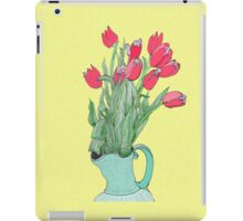 Red Tulips ~  iPad Case/Skin