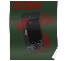"""""""The Forest"""" Poster Poster"""