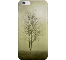 Morning Fog iPhone Case/Skin