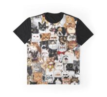 #Catminaproject by Jimiyo Graphic T-Shirt