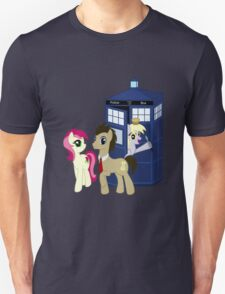 Dr. Whooves Design Unisex T-Shirt
