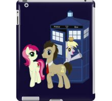 Dr. Whooves Design iPad Case/Skin