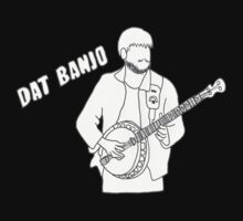 Yo DJ Winston, Drop That Banjo! by monrey