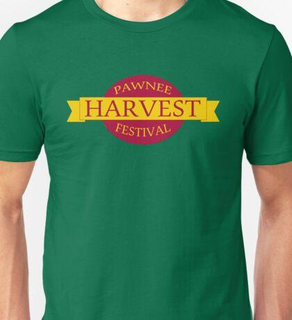 Pawnee Harvest Festival logo Unisex T-Shirt