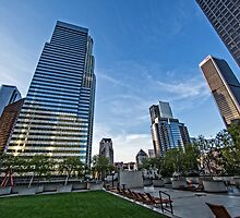 High Rises by RZSImages