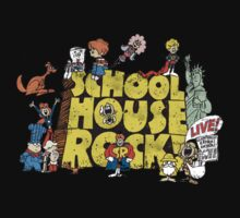 Rockin the School House by Elijah Gomez