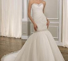Mori Lee Bridal Gown 1665 Mori Lee 1665 UK Style    by lucyblackha