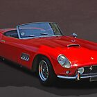 Ferrari Roadster by TeaCee