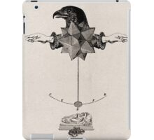 MIL MUERTES (one thousand deaths) iPad Case/Skin