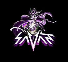 Savant - Alchemist Cover (Alt.) by Alex Decimelli