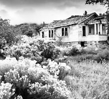 Old Abandoned House New Mexico by bengraham