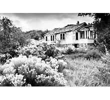 Old Abandoned House New Mexico Photographic Print