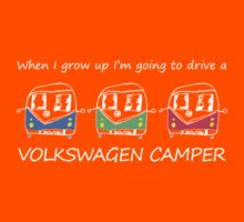 VW Camper Kids Clothes