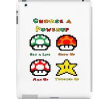 Mario Mushrooms 2 iPad Case/Skin