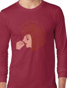 Uncomfortable Silences Long Sleeve T-Shirt