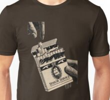 The Perfection Of Cigarette Luxury Unisex T-Shirt