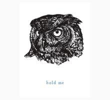 Awkward Owl - Hold Me One Piece - Short Sleeve