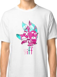 YIFF- pop art t-shirt Classic T-Shirt