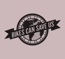 Bicycle Can Save Us by KraPOW