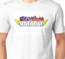 Ratatat NYC Lightning Logo Unisex T-Shirt