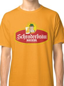Schraderbrau Logo Classic T-Shirt