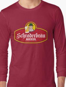 Schraderbrau Logo Long Sleeve T-Shirt