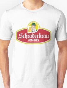 Schraderbrau Logo Unisex T-Shirt