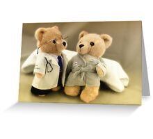 Kevs Teddys 015 Greeting Card