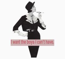 I Want That Boy by TahrichaKhfifa