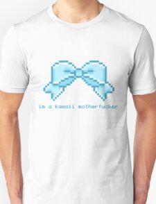 Kawaii motherfucker t-shirt LIGHT BLUE T-Shirt