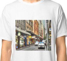 Little Collins Street Classic T-Shirt