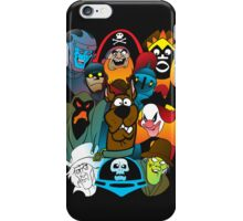 Zoinks! iPhone Case/Skin