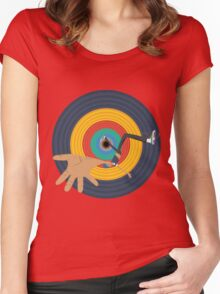 Reach Women's Fitted Scoop T-Shirt