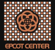 Epcot Graph Color 2 Orange by AngrySaint