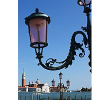 Stunning Venice  Photographic Print
