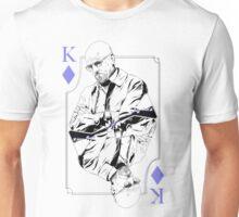 King of Blue Diamonds Unisex T-Shirt